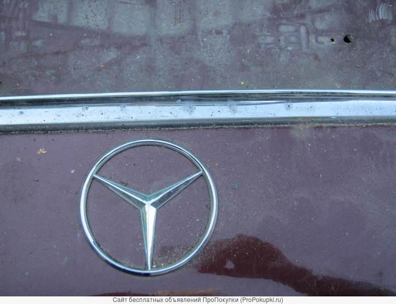 Крышка багажника для Мерседес W124 -95г. Выпуска Ешка