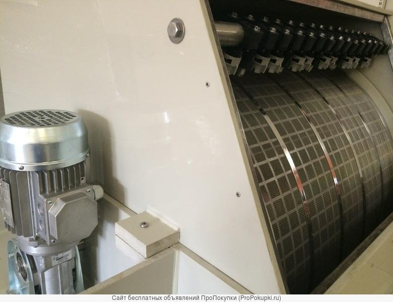 Механический барабанный фильтр
