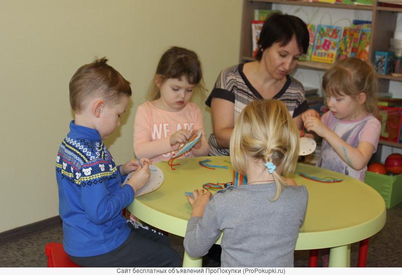 Группа временного пребывания для детей любого возраста