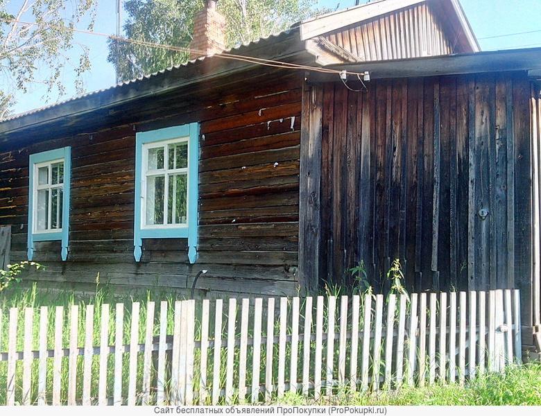 Дом в с. Устюг Емельяновского района