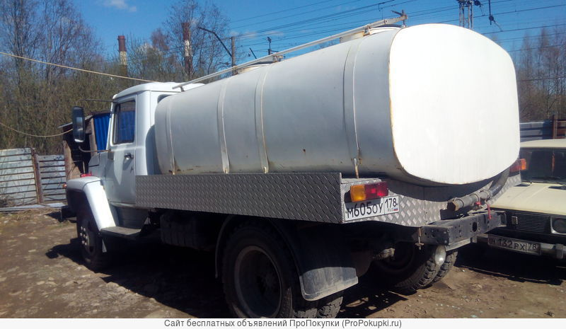 Техническая вода-доставка