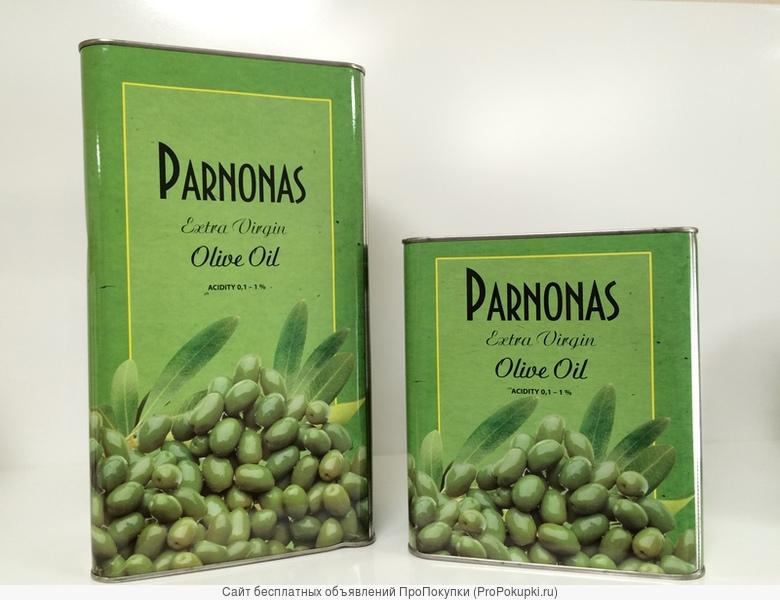 Оливковое масло Extra Virgin - Греция
