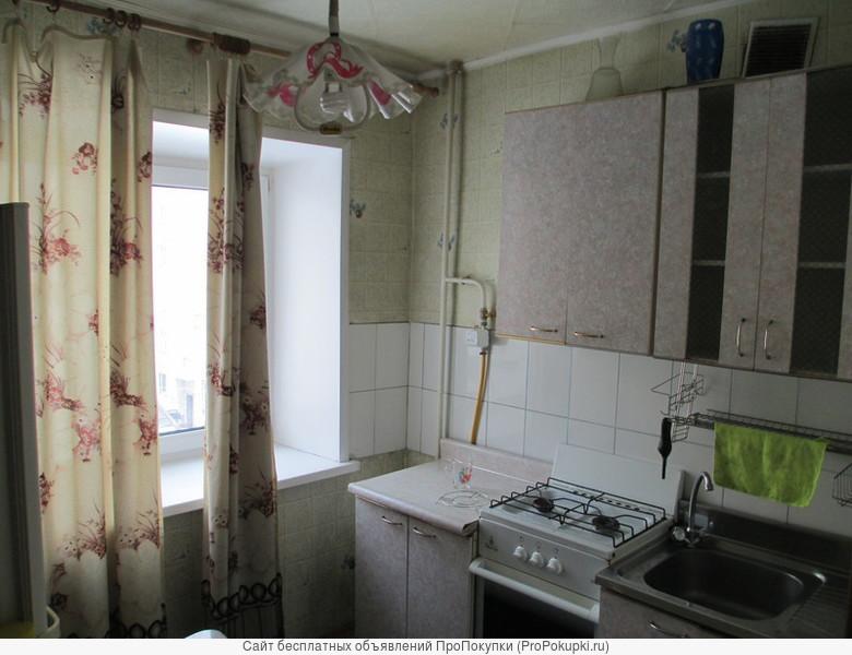Сдаю укомплектованную 1 комнатную квартиру на Молодежной 35