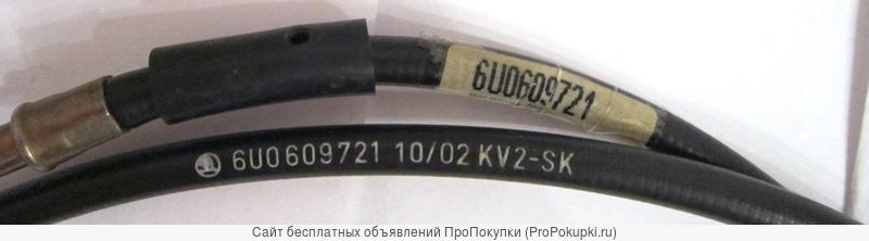 Трос ручного тормоза 6U0 609 721 Шкода Фелиция 1994-2001