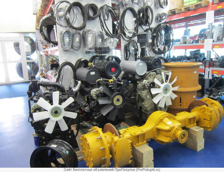 Китайские двигатели на спецтехнику