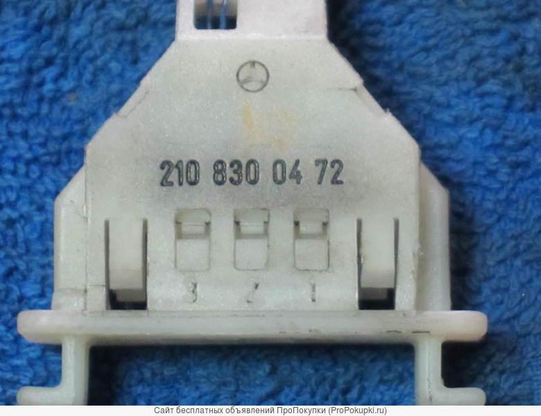 Датчик 210 830 04 72 для Мерседес W210 W124 W201 W126 W220