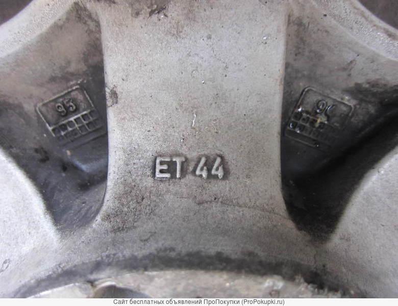 Диски R15 для Мерседес W124 W201