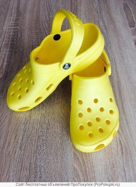 Новые женские сабо кроксы для прогулок на море crocs для детей