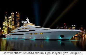 Стюардесса (стюард)/deckhand VIP-яхты