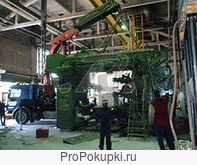Ремонт станков, прессов, промышленного, производственного оборудования