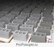 Блоки шлакобетонные