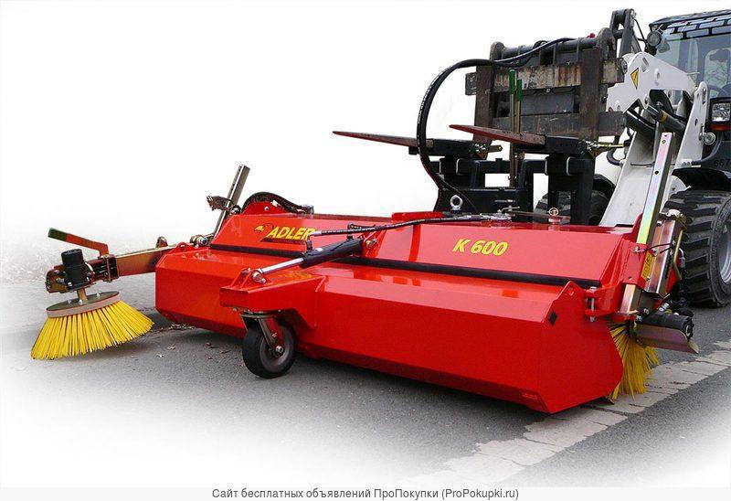 Подметально-уборочная машина adler K600-210 (Германия)