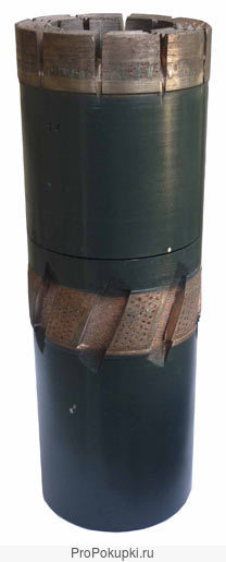 Алмазный буровой инструмент для зарубежных буровых снарядов