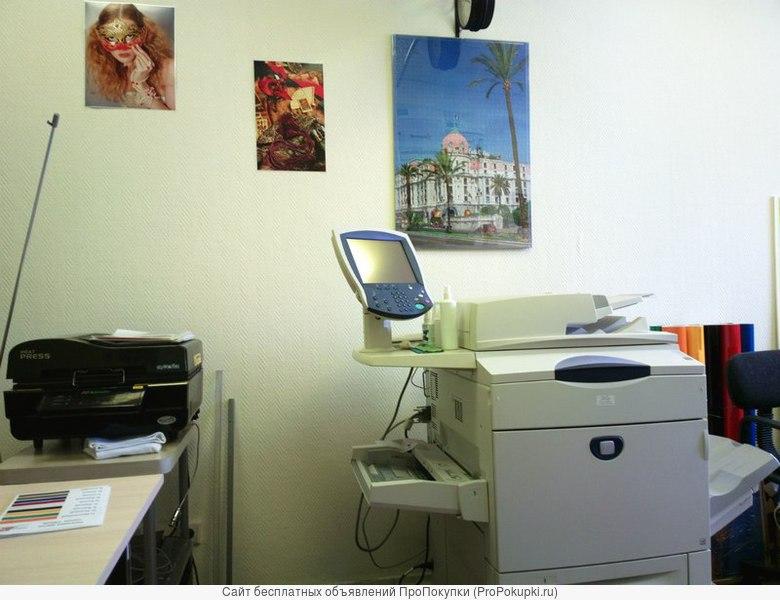 Визитки, брошюры, листовки, наклейки, календари, сувениры.