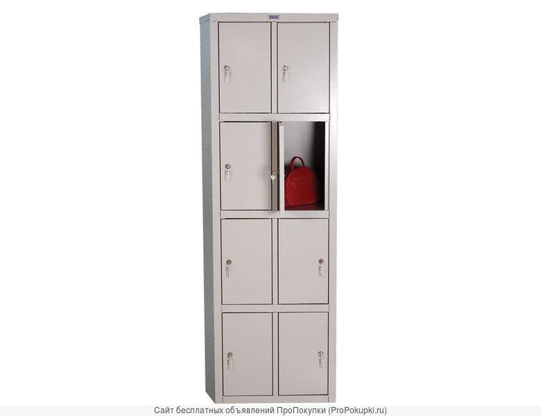 Шкаф для одежды металлический по оптовой цене