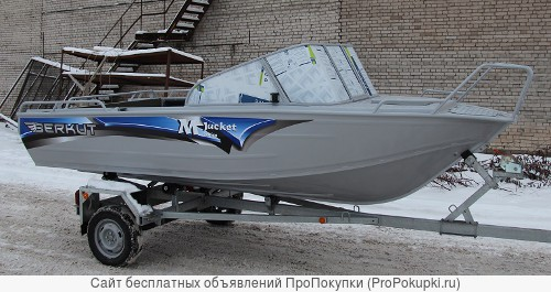 Продаем лодку (катер) Berkut M-Jacket
