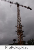 Услуга башенного крана Potain MC 310 B