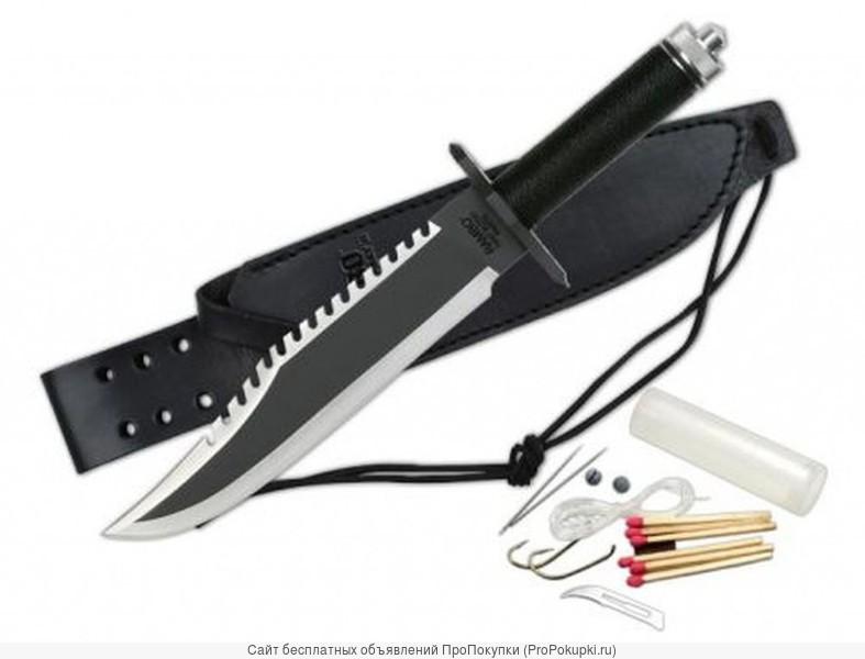 Нож для выживания нк5703 Рэмбо