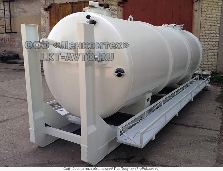 Цистерна вакуумная ЛКТ-10ВМ (мультилифт)