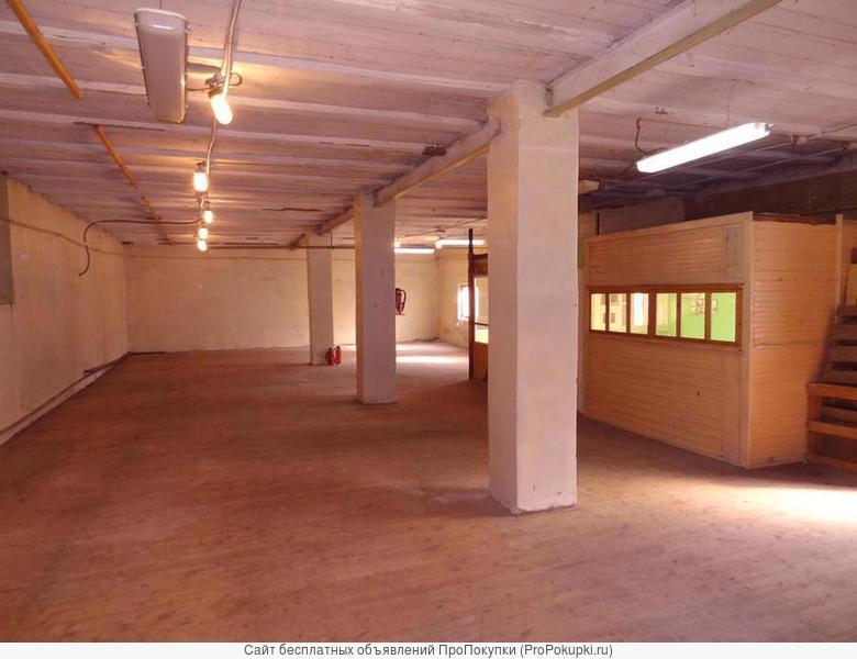 Сдам помещения под склад-магазин опт, розницу, производство, мастерскую и др