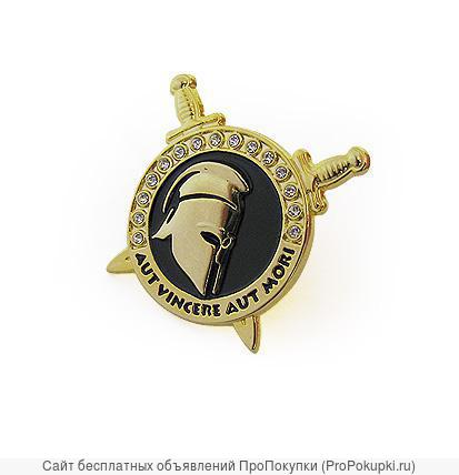 Изготовление значков, медалей,заколок,орденов,армейских жетонов