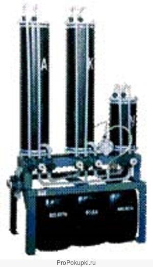 Установка ионообменной очистки ИО-1, Q=300л/ч.