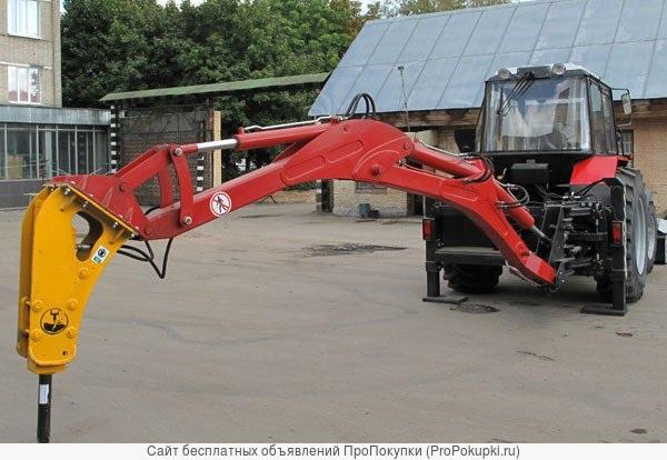Гидромолот Dfinrock-5 на Экскаваторы-погрузчики 5-9 тонн