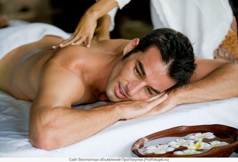 Лечебный массаж + электрофорез