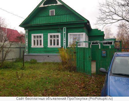 Дом в городе по Ярославскому шоссе
