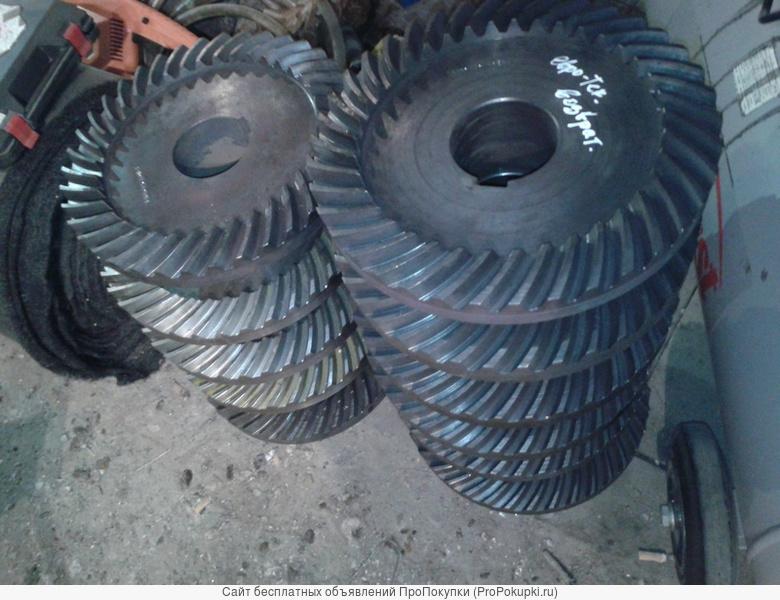Изготовление зубчатых колес и ремонт редукторов