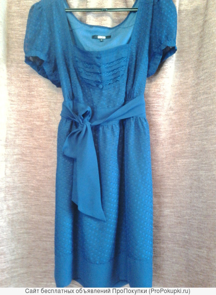 Платье Asos синее