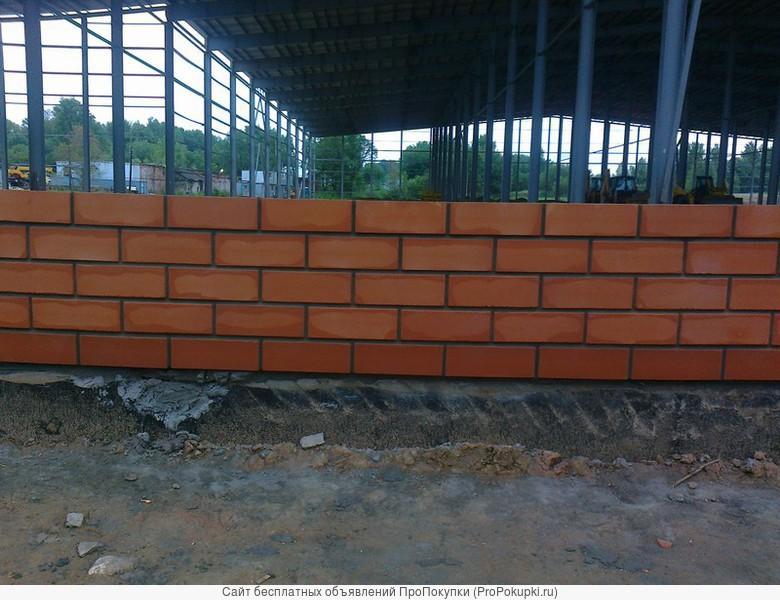 Каменщик, строим в Москве и области