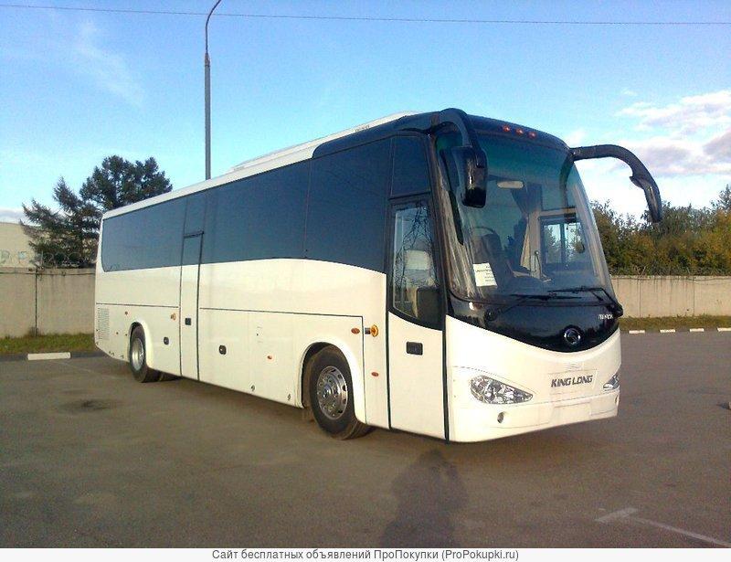 Автобус King Long XMQ 6127 Туристический