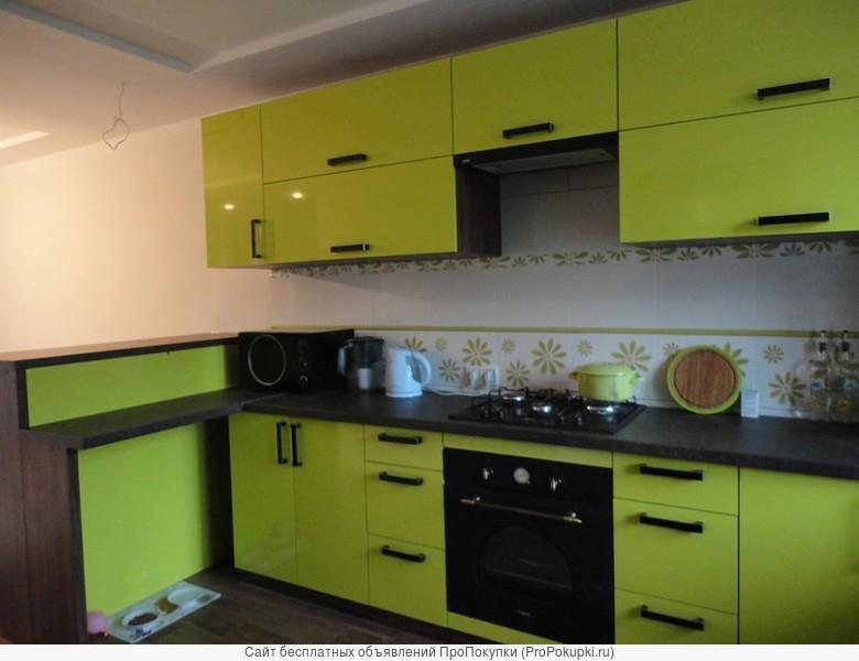 Кухни на заказ по индивидуальным дизайн-проектам