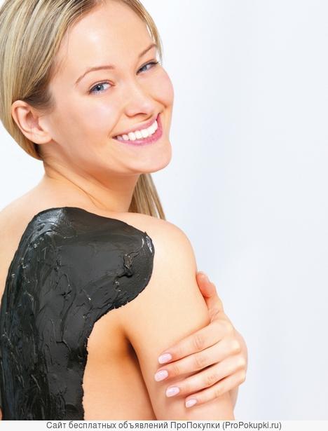 грязевое обёртывание для похудения и массаж