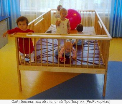 Купить детский манеж для детских учреждений