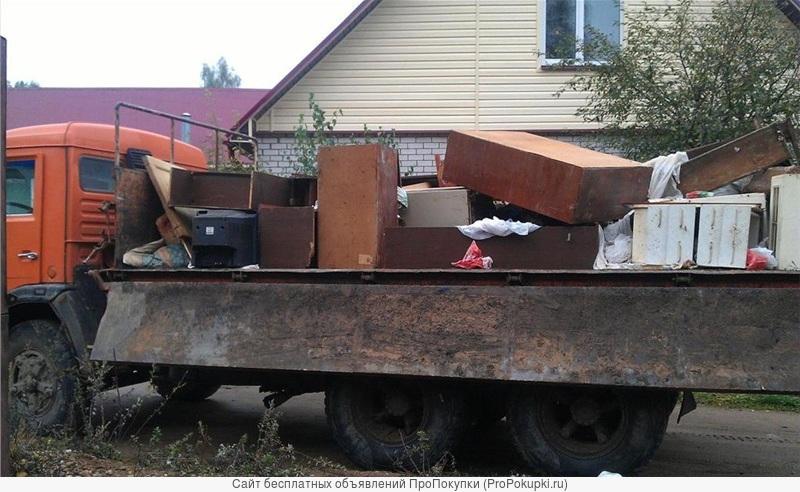 Вывоз мебели, бытовой техники и прочего хлама на утилизацию