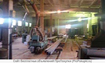 Лесопильный Цех в Городе по Щелковскому, Горьковскому шоссе