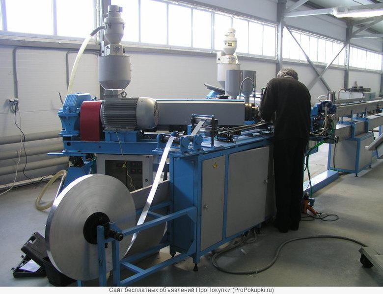Линия, Оборудование по производству, выпуску армированных полипропиленовых, металлопластиковых труб