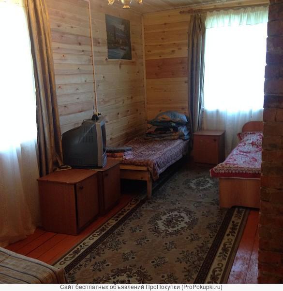 Аршанский бор, гостевой дом. Отдых п. Аршан