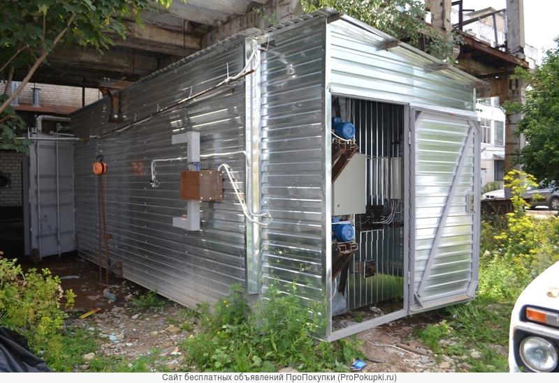 Установки для получения термодревесины «Энергия-Ставрополь ТМ»