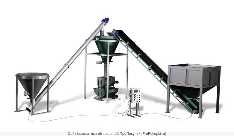 Оборудование для производства пенобетона и пеноблоков Robus