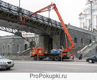 Автовышки от 15 до 34 метров! Платформы 2х4 метра !