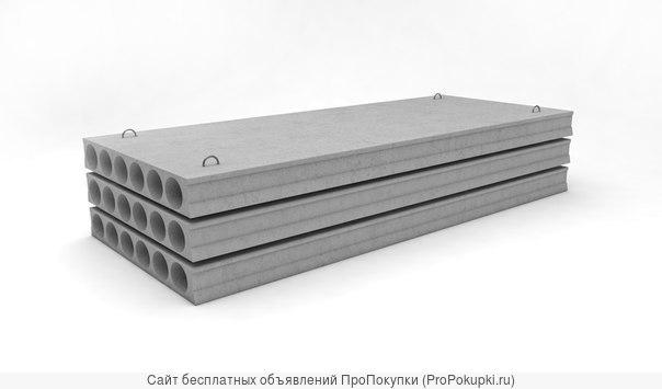 Плиты перекрытия ПК 50-15 все размеры