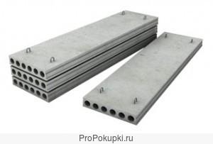 Плиты перекрытия ПБ 90-12 (ассортимент полный)