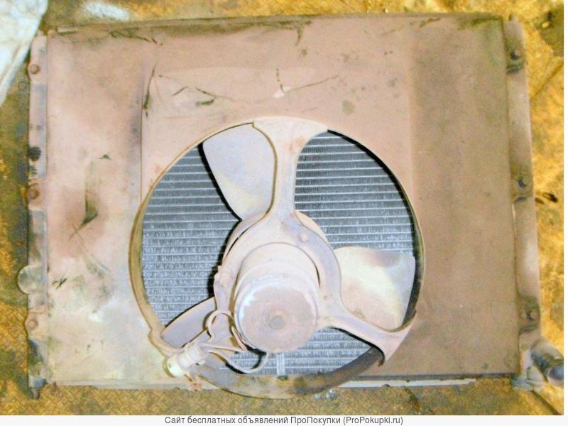 Радиатор в сборе для VW Transporter 1982-91