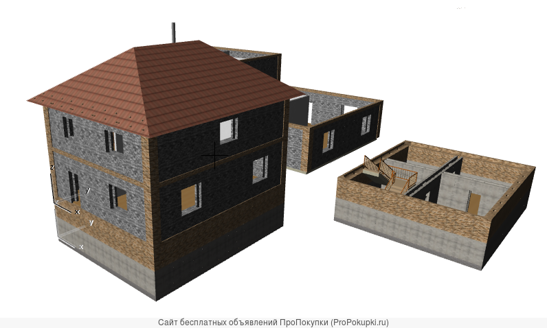 Построим дом на Вашем участке