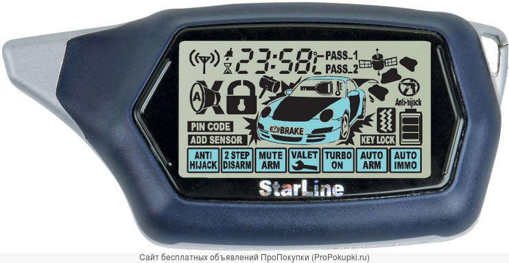 Брелок-пейджер StarLine С9 (пультДУ)