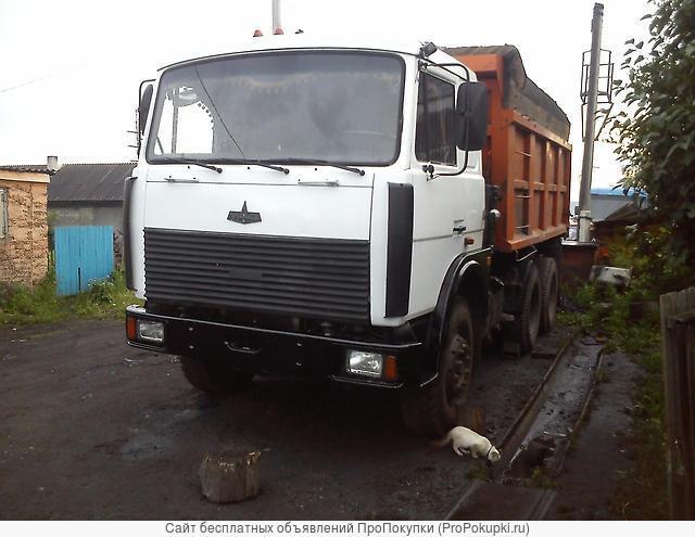Кабина МАЗ 5516