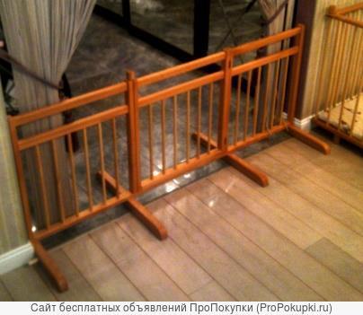 Ограждения, барьеры, заборчики для детских комнат